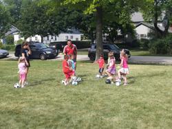 little strikers pre-k soccer