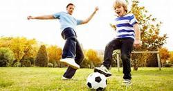 adult tot soccer
