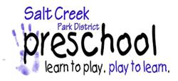 salt creek park district preschool
